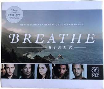 Breathe Bible Audio New Testament